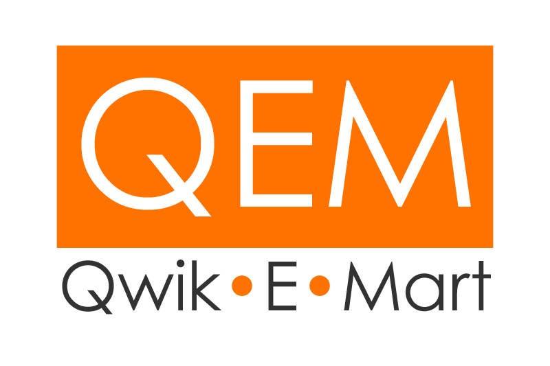 Contest Entry #222 for Logo Design for Qwik-E-Mart