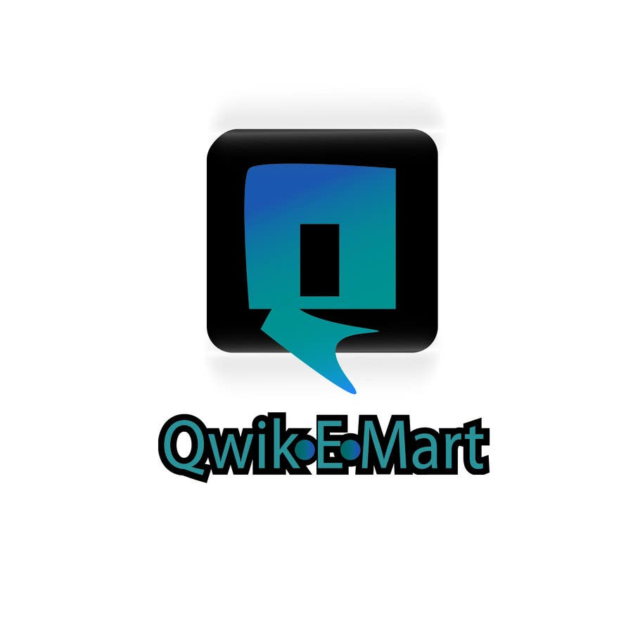 Participación en el concurso Nro.233 para Logo Design for Qwik-E-Mart