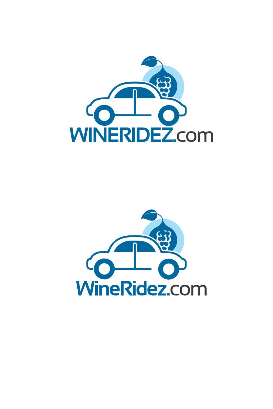 Konkurrenceindlæg #17 for Design a Logo for taxi type service in Wine Country