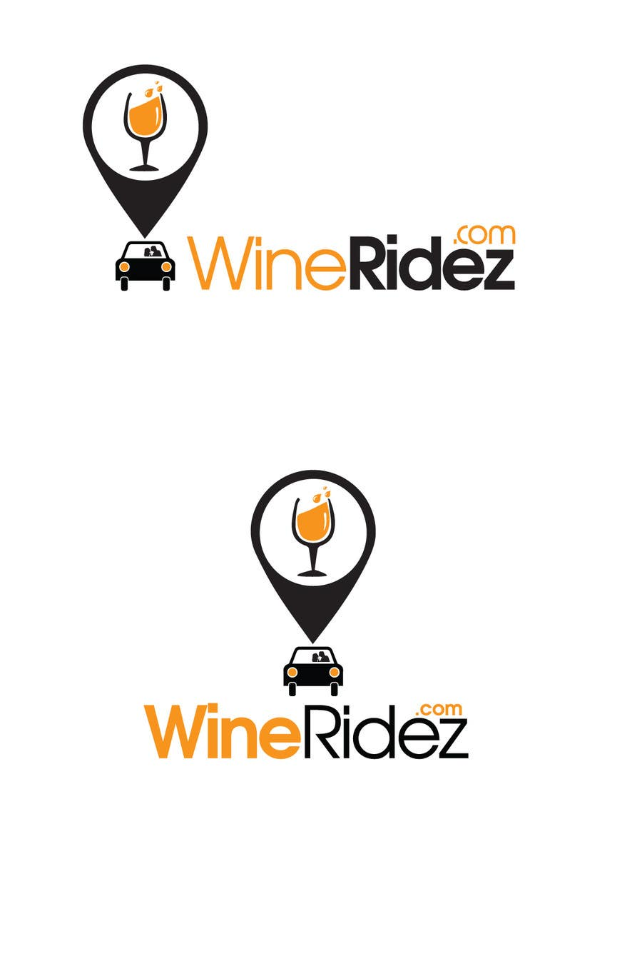 Konkurrenceindlæg #42 for Design a Logo for taxi type service in Wine Country