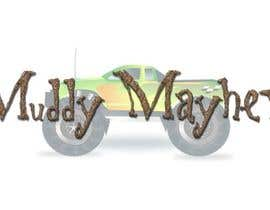 nº 31 pour Logo Design for Muddy Mayhem par BluAngel1950