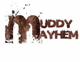 nº 9 pour Logo Design for Muddy Mayhem par aprajita136
