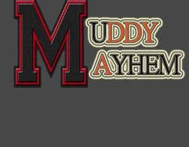nº 51 pour Logo Design for Muddy Mayhem par sandeep1006