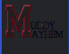 nº 50 pour Logo Design for Muddy Mayhem par sandeep1006