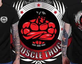 #23 for Design a T-Shirt for our althletic brand Muscle Thug af richisd