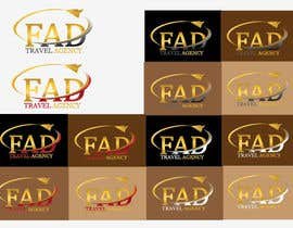 #60 for Design Logo for FAD Travel Agency. by AWAIS0