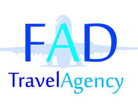 #3 for Design Logo for FAD Travel Agency. af flashdistillery