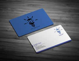 #6 for Business card AND letterhead design for a podcast - logo available by mamun1236943