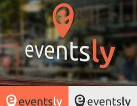 Nro 41 kilpailuun Design a Logo for Eventsly App käyttäjältä jollywatt