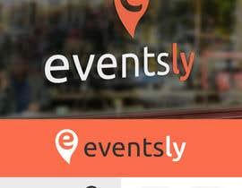 Nro 50 kilpailuun Design a Logo for Eventsly App käyttäjältä jollywatt