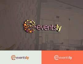 Nro 5 kilpailuun Design a Logo for Eventsly App käyttäjältä novita007