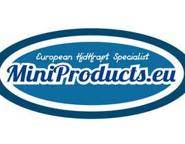 #51 para LOGO for MiniProducts.eu por CAMPION1
