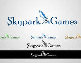 #41 for Design a Logo for Skypark Games af shrish02