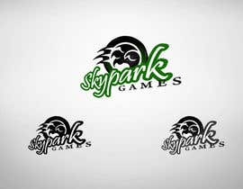 #44 for Design a Logo for Skypark Games af shrish02