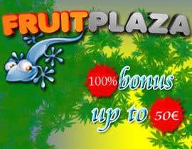 #19 para Design a Banner for Fruitplaza.com por omds