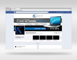 alberhoh tarafından Design a Facebook landing page XCD IT için no 6