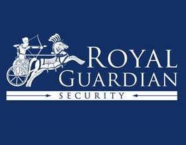 Nro 25 kilpailuun Royal Guardian Security käyttäjältä heerstudio16