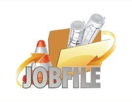 #317 для Logo Design for JobFile от DirtyMiceDesign