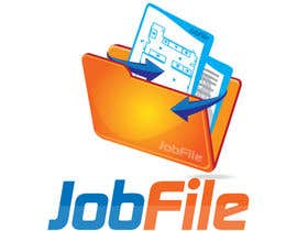 #320 для Logo Design for JobFile от admirernepali