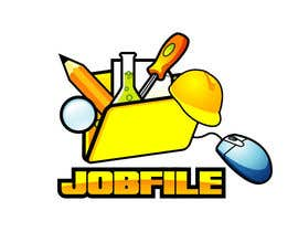 #272 для Logo Design for JobFile от MyPrints