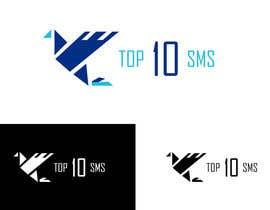 maxverentsov tarafından Design a Logo for -TOP10SMS için no 9