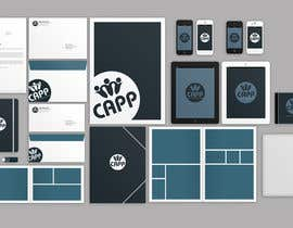 #90 para Logo Design for CAPP por AmEr22