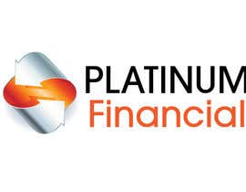 nº 21 pour Concevez un logo for PLATINIUM FINANCIAL par bab55z