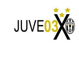 "#15 for ""Juve 03 X"" LOGO DESIGN by koticakotica"