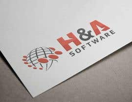 #115 for Design a Logo for H&A Software, LLC by rashedhannan