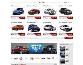 Nro 55 kilpailuun Design a Website Mockup käyttäjältä Comnix