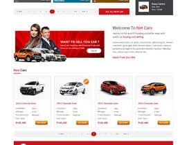 Nro 104 kilpailuun Design a Website Mockup käyttäjältä syrwebdevelopmen
