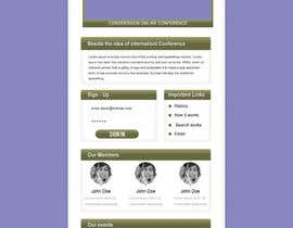 #14 cho New Home page for a website bởi gravitygraphics7