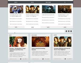 #13 cho New Home page for a website bởi fo2shawy001