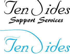 David22Designs tarafından Design a Logo for Ten Sides Support Services için no 11
