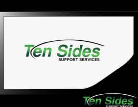 #1 para Design a Logo for Ten Sides Support Services por Dreamofdesigners