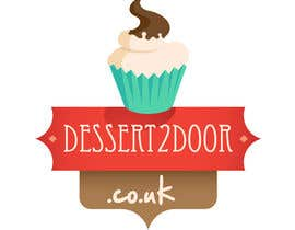 nº 12 pour Design a Logo for Dessert2Door.co.uk par NicolasFragnito