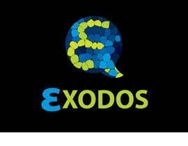 #149 for Design a Logo for EXODOS by marlopax