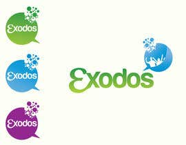 #120 for Design a Logo for EXODOS by GeorgeOrf