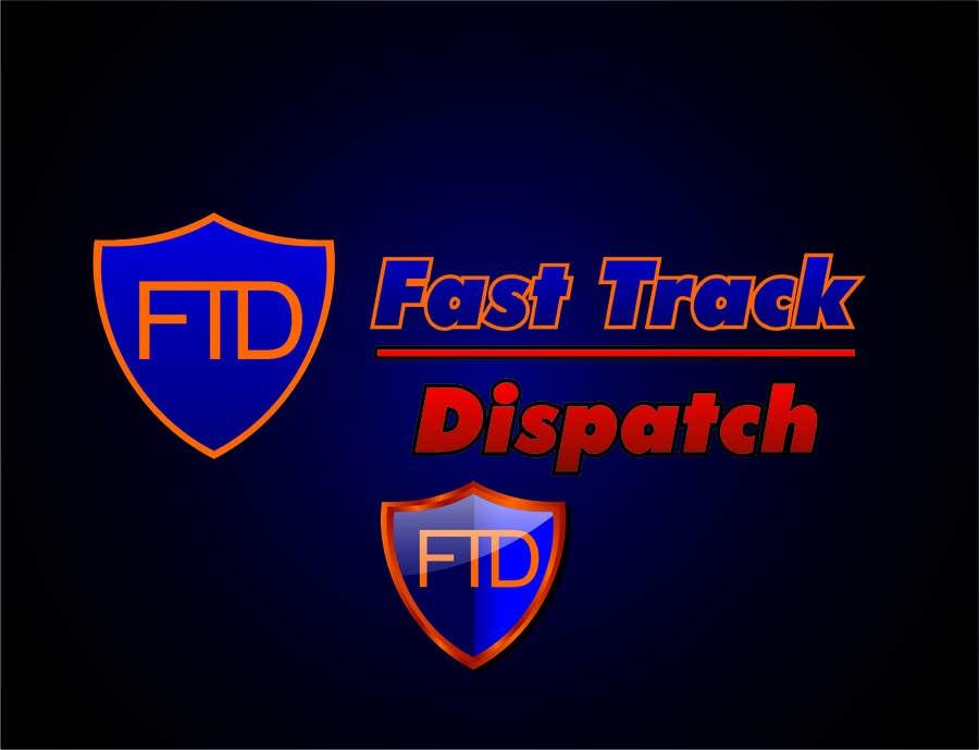 Proposition n°21 du concours Design a Logo for Dispatch Software