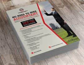 Nro 8 kilpailuun Design a Flyer käyttäjältä MooN5729