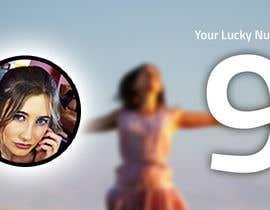 Nro 7 kilpailuun Create an exciting lucky Banner for your lucky number käyttäjältä osamaqatan