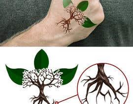 Nro 11 kilpailuun Design a hidden message in a tree Tattoo käyttäjältä dhayaldhaya