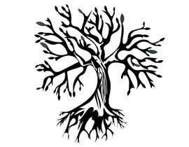 Nro 12 kilpailuun Design a hidden message in a tree Tattoo käyttäjältä dmitryshlyahov