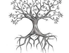 Nro 4 kilpailuun Design a hidden message in a tree Tattoo käyttäjältä Goodintentions11