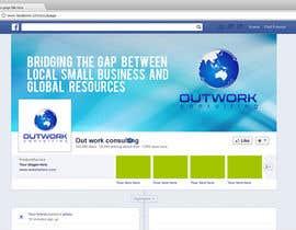 AkshayVerma9 tarafından Design a logo and facebook banner için no 73