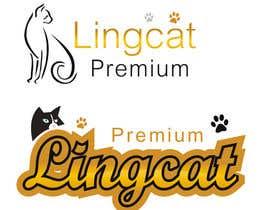 infoYesDesign tarafından Design a Logo for Lingcat Premium için no 59