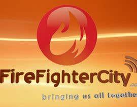 #61 para Logo Design for firefightercity.com por godisno5
