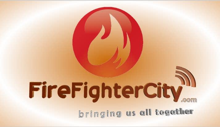 Proposition n°                                        62                                      du concours                                         Logo Design for firefightercity.com