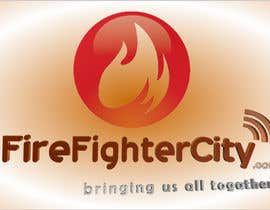 #62 para Logo Design for firefightercity.com por godisno5