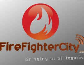 #60 para Logo Design for firefightercity.com por godisno5